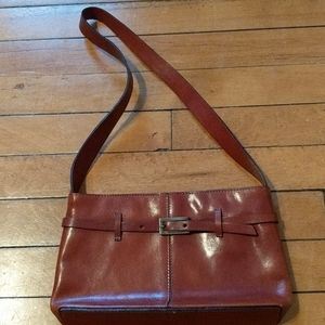 Women's leather purse